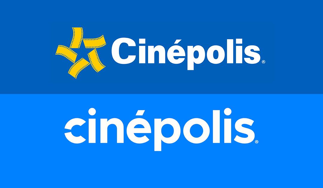Rediseño y renovación de logotipo Cinépolis